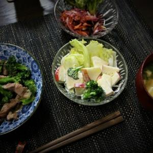 今夜の夕食3日分・・!!