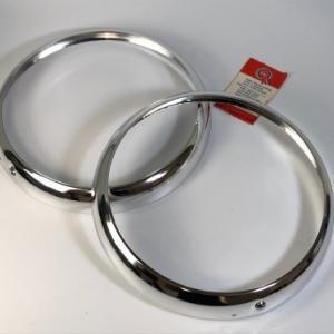 【入荷商品】アルミ製 超軽量 ヘッドライトリム