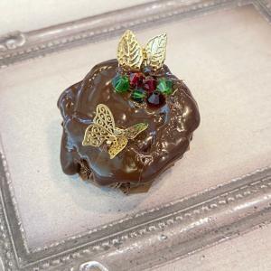【生徒様作品】本物と見間違いそう!美味しそうなロザフィのチョコレートケーキ