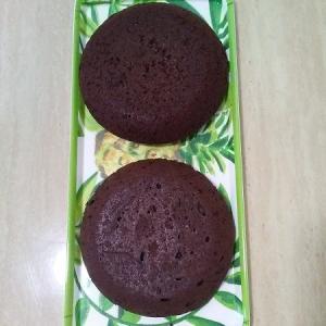 炊飯器で、バースディケーキ♡(=^・・^=)♪