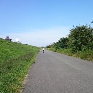 入間川サイクリングロードのはじっこまで行ってきた