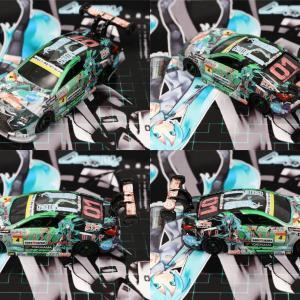 "【  LEXUS RC F ""DBA-USC10型"" × 初音ミク(恋は戦争 with SUPER GT #4)+ HONDA NSX-R""LA-NA2型"" × ROCKSTAR 童夢 2009 #18 】 ボン♡キュッ♡ボン ボン♡キュッ♡ボン ボン♡キュッ♡ボン ボン♡キュッ♡ボン ボン♡キュッ♡ボン ボン♡キュッ♡ボン ボン♡キュッ♡ボン                                   ボン♡キュッ♡ボンは あなたのモノ♡だよ!"
