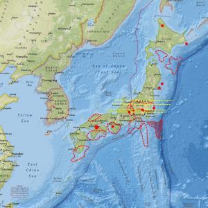 長野県で2度の地震が発生したので念のため…