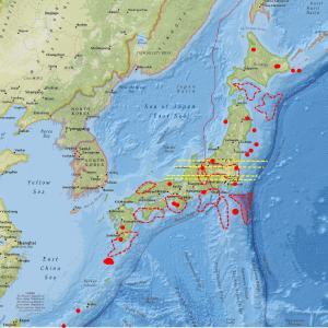 トカラ列島近海で群発地震、それ以外でも注意するべきこと…