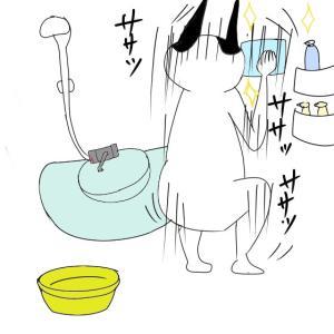 カビ予防風呂掃除