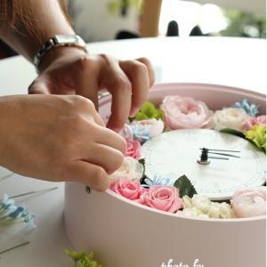 結婚から広がる新しい家族のために、手作りのお祝いギフト制作レッスン