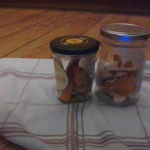 ベジタリアンとマクロビの違い。乾燥した柑橘の皮を食べる