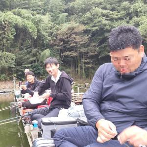 釣行記 2021. 9.26(日) 宮城弁天池