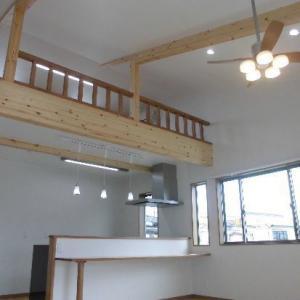 2階LDKの家