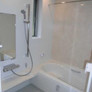 浴室は少し広めの1618システムバス