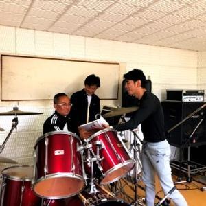 NEWバンドで練習してみる