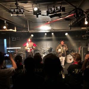 CROSS OVER JAPAN in 飯塚第三倉庫!2