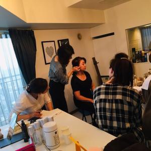 ラヴィーサ札幌 認定サロン勉強会がありました。