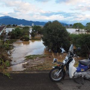 ふるさと長野を襲った台風19号・・・その記録。