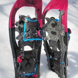 スノーシューで近所の百名山・四阿山を登るよ!今回は雪がたっぷり!