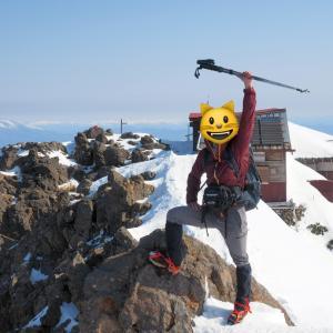 今年も行きました冬の八ヶ岳でテント泊!ようやく叶った青空縦走!