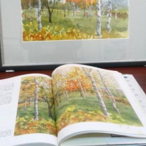 【本日3/24より4,月5月大阪講座の受付】今回限りの特別風景画講座も追加 水彩画入門から花専科まで5コース