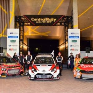 WRC RALLY JAPAN 2020 RALLY GUIDE1