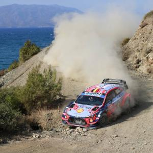 WRC Rally Turkey 2020 Day Two
