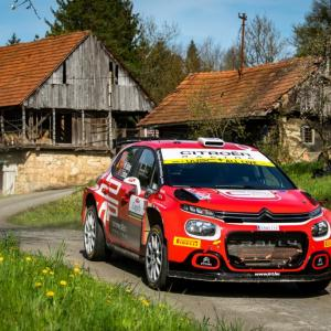 MADS OSTBERG, WORLD CHAMPION WRC2 BRING C3RALLY2 TO VICTORY AT UNPRECEDENTED WRC RACE AT CROATIA RALLY