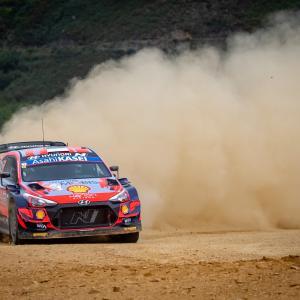 WRC Rally de Portugal 2021 Day 1