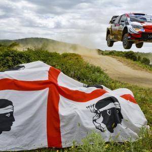 WRC Rally Italia Sardegna 2021 DAY2