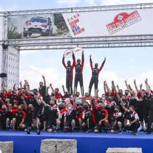 WRC Rally Italia Sardegna 2021 DAY3