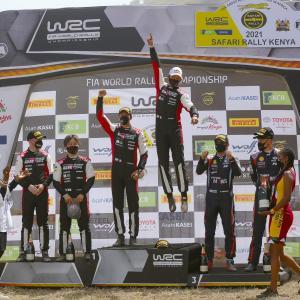WRC Safari Rally Kenya 2021 DAY3