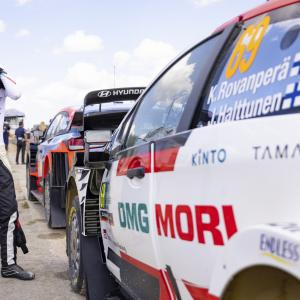 WRC Rally Estonia 2021 DAY2