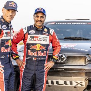 TOYOTA GAZOO Racing Announces 4Cars Team and All-New Toyota GR DKR Hilux T1+ for Dakar 2022