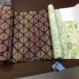 洗い張り襦袢・紋付き色掛け・紬物から名古屋帯仕立て直し