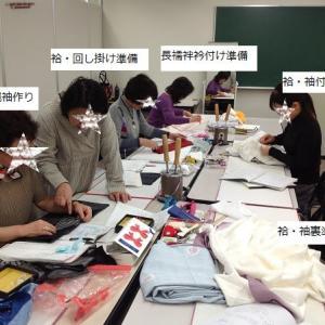 NHK柏和裁金曜クラス&手工芸フェア2日目~