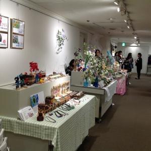 よみうりカルチャー手工芸フェア3日目~渋谷東急本店イベントサロン