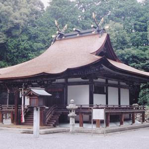 滋賀県 御上神社(みかみじんじゃ)