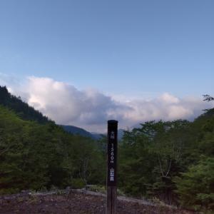 牛奥ノ雁ヶ腹摺山〜小金沢山〜大菩薩峠往復