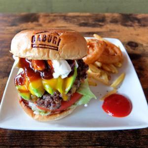 burger house GABURI(岡崎市)