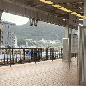 西九州新幹線、武雄温泉~長崎間のレールがつながる!