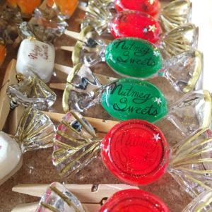 製法をリニューアルしたレジン製キャンディ、販売品ができました