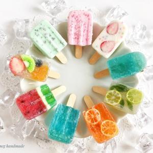 7月30日出品の新作紹介その1、アイスキャンディー