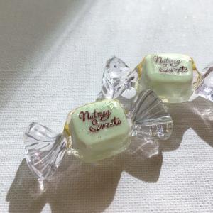 ミルクミントキャンディを制作しています。