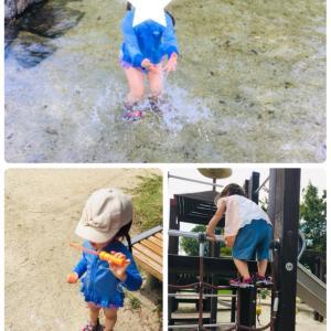 泣かずに行けた!&公園・子ども服など