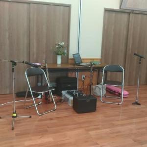 日永地区 高齢者の集い 演奏報告