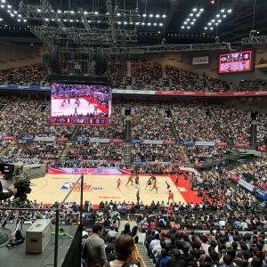 始めてのバスケット観戦 NBA JAPAN GAME 2019