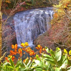 「白扇の滝」を撮ってきました ♪