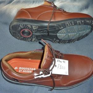 また 「冬靴」を買ってしまった (笑い)