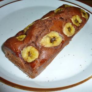 「コロナウィルス」なので「バナナケーキ」を作りました ♪