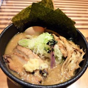 開店「麺処 赤兎馬(セキトバ)」で ラーメンを食べました ♪