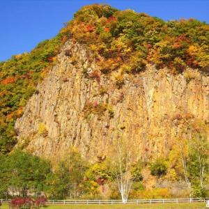 北海道の紅葉 第5弾 「石山」です ♪