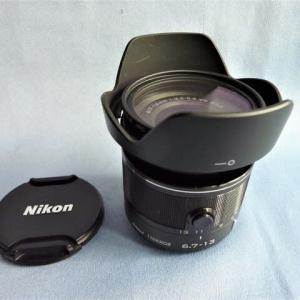 ニコンの「広角レンズ」を手に入れました ♪