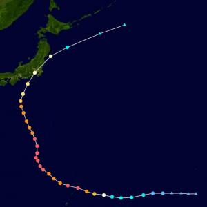 人工台風19号 マイクロ波照射の決定的証拠 / 日本の避難所は難民以下
